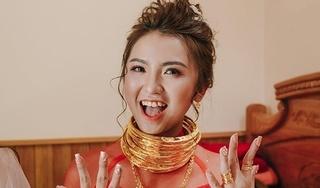 'Hoa mắt' trước số quà hồi môn 'khủng' của cô dâu ở Ninh Thuận