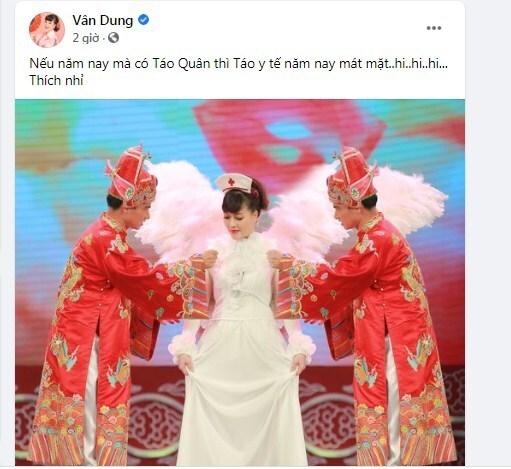 Nghệ sĩ Chí Trung, Vân Dung ẩn ý năm nay tiếp tục có Táo Quân?