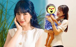 Hòa Minzy vô tình thừa nhận mình là 'gái 1 con' qua chi tiết này