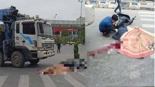 Tin tức tai nạn giao thông ngày 17/12: Va chạm với xe tải cẩu, người đàn ông tử vong