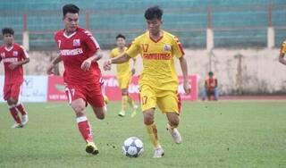 Thua SLNA, U21 Nam Định dừng bước ở bán kết U21 quốc gia