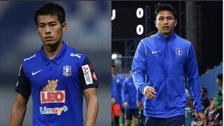 Hai tuyển thủ Thái Lan sắp khoác áo CLB HAGL?