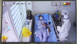 Ca mắc Covid-19 tiên lượng rất nặng ở Quảng Nam hiện giờ ra sao?