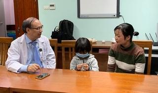 Thái Bình: Bé gái 'tí hon' 9 tuổi chỉ nặng 9 kg, cao 79 cm