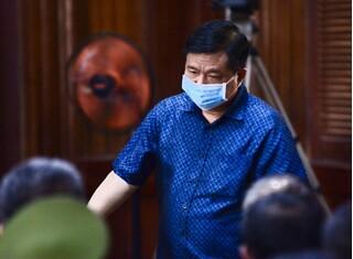 Ông Đinh La Thăng bị đề nghị 10-11 năm tù