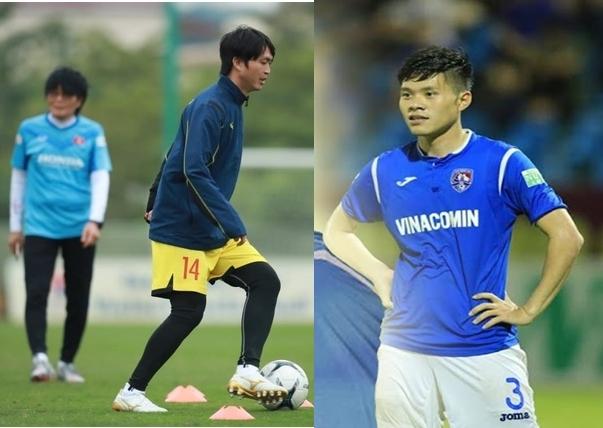 Dương Thanh Hào bỡ ngỡ, Tuấn Anh vẫn phải tập riêng trên tuyển