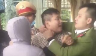 Hải Phòng: Thanh niên vi phạm giao thông đấm chảy máu mũi trung uý công an