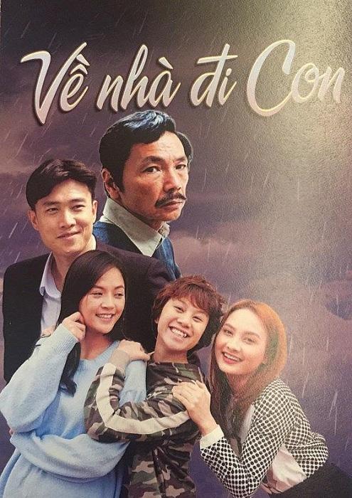 'Về nhà đi con' nối dài thành tích 'khủng' về giải thưởng, khó phim nào vượt qua