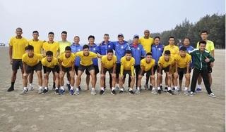 DNH Nam Định đôn 10 cầu thủ trẻ lên đội một chuẩn bị cho V.League