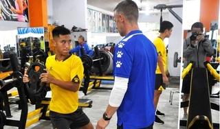 DNH Nam Định tích cực chuẩn bị cho giải Thiên Long Cup