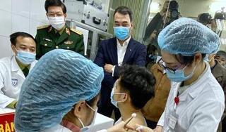 Dự kiến tiêm thử nghiệm vaccine Covid-19 Việt Nam cho khoảng 30.000 người