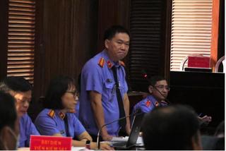 Xét xử vụ án Đinh La Thăng và đồng phạm: Tranh luận nảy lửa tại tòa