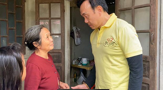 Ekip bắt đầu thực hiện di nguyện từ thiện của cố nghệ sĩ Chí Tài