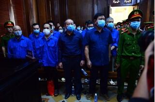 Ông Đinh La Thăng bị tuyên án 10 năm tù vụ cao tốc TPHCM - Trung Lương