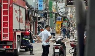 TP.HCM: Điều tra vụ nổ quán bún Cầu Vòng 88