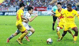 Danh sách ngoại binh dự V.League 2021: Thất vọng HAGL và Nam Định