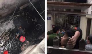 Cháy nhà ở Hà Nội, 2 người phụ nữ tử vong