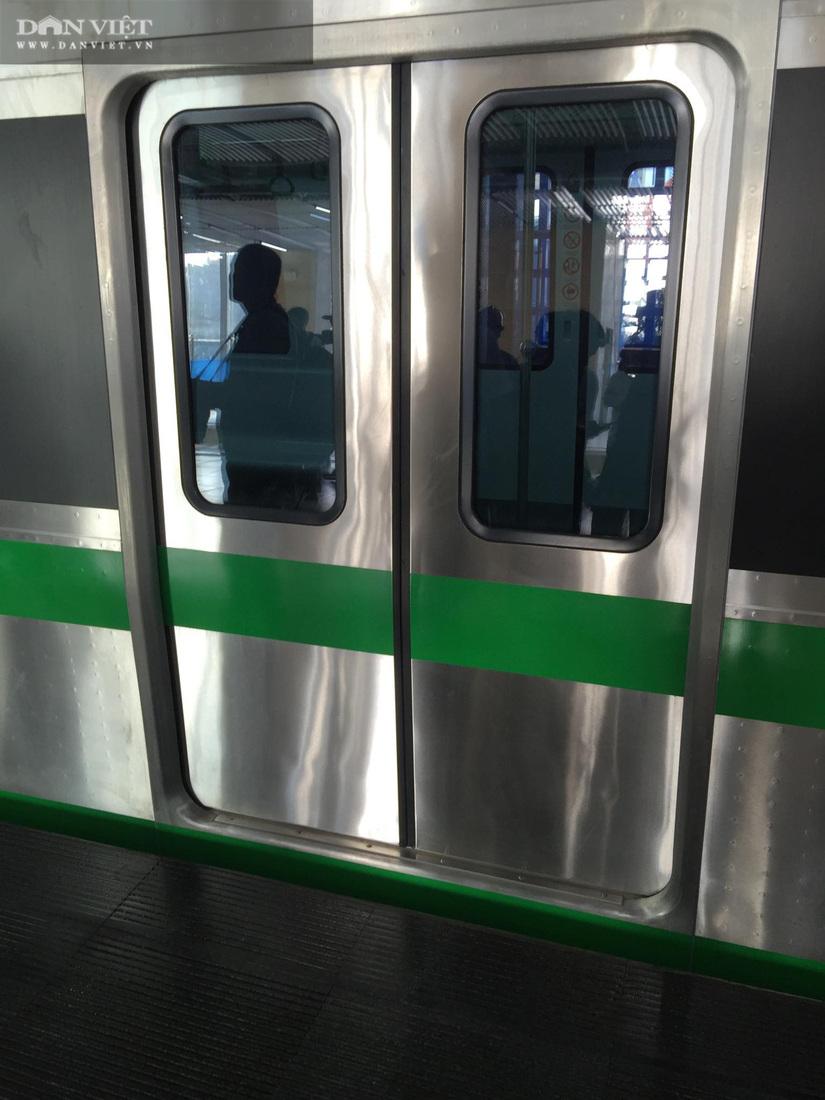 Hành khách đi tàu Cát Linh - Hà Đông sẽ được miễn phí vé