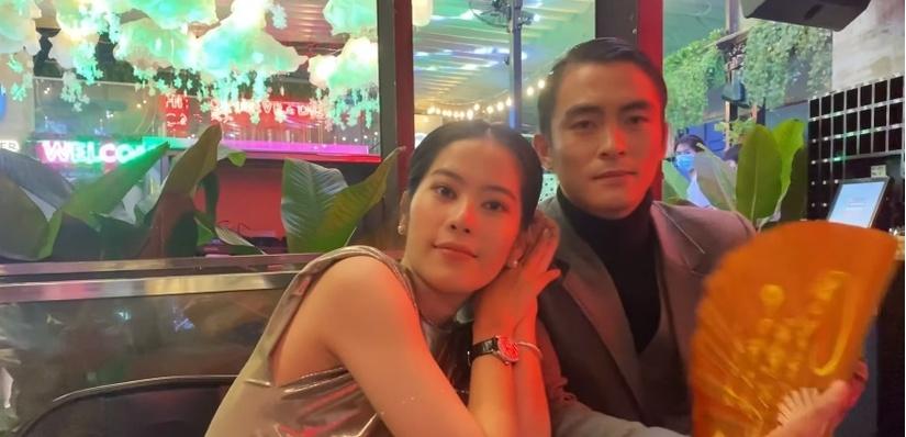 Sau loạt tin đồn, Nam Em và Lãng Thanh chính thức công khai yêu nhau