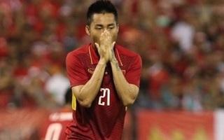 Hai cầu thủ Việt Nam gặp chấn thương sau chiến thắng trước tuyển U22