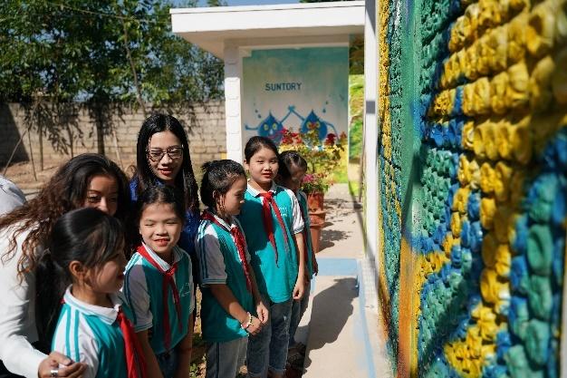Hơn 45.000 học sinh được tuyên truyền bảo vệ tài nguyên nước cùng 'Mizuiku – Em Yêu Nước Sạch'