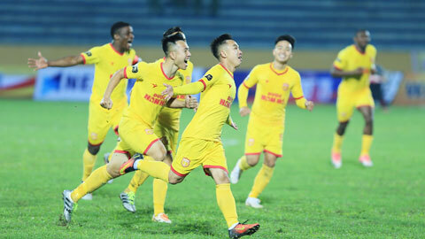 Vé xem Nam Định và HAGL thi đấu ở Cup Thiên Long
