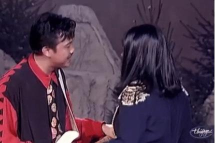 Xúc động clip mừng giáng sinh của vợ chồng nghệ sĩ Chí Tài 28 năm trước