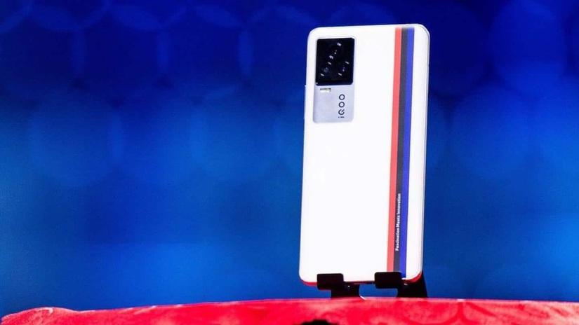 Đây là smartphone sạc nhanh nhất mới được giới thiệu.2
