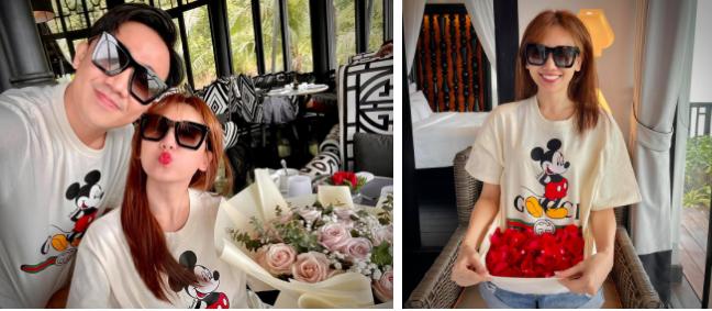 Trấn Thành tung ảnh kỷ niệm 4 năm ngày cưới, để lộ khoảnh khắc khiến người xem 'đỏ mặt'