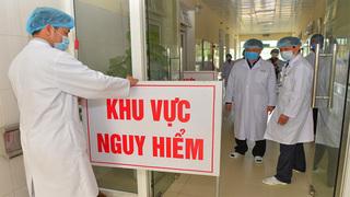 Ca mắc COVID-19 mới nhất được phát hiện ở Hà Nội
