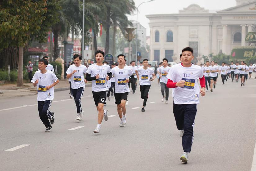 Tập đoàn TH đồng hành cùng S-Race 2020, thúc đẩy phát triển thể thao trường học