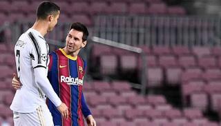 Messi nói gì khi Ronaldo giật giải