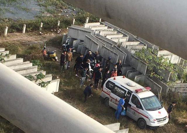 Hải Dương: Cãi nhau trên đường dự sinh nhật về, người chồng nhảy cầu Hàn tự tử trong đêm