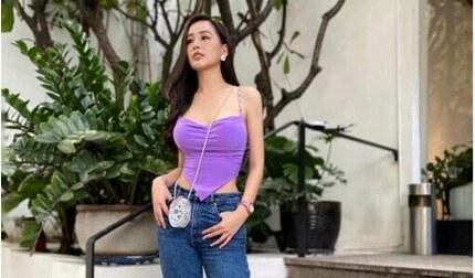 Mai Phương Thuý mặc yếm xuống phố, đeo túi 300 triệu chỉ đề trang trí