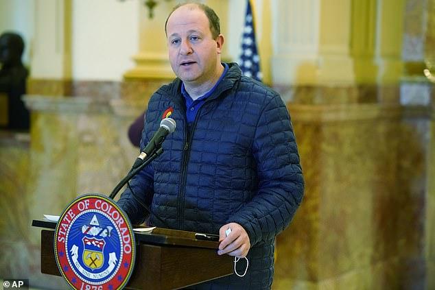 Thống đốc bang Colorado