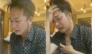 Bị chê làm lố khóc lóc khi livestream báo tin Vân Quang Long qua đời, Quách Tuấn Du lên tiếng