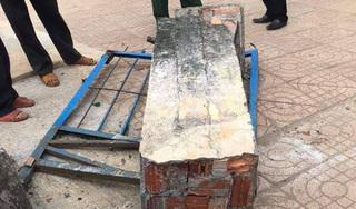 Chủ tịch UBND tỉnh Đắk Nông chỉ đạo nóng sau vụ sập cổng trường đè chết học sinh