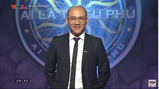 MC thay thế nhà báo Phan Đăng dẫn