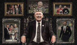 MU nhì bảng Ngoại hạng Anh: Sir Alex Ferguson đón tuổi 79 cực mãn nguyện