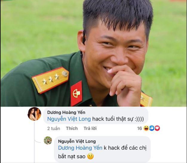 Vì sao Mũi trưởng Nguyễn Việt Long 'Sao nhập ngũ 2020' gây 'sốt' mạng xã hội?