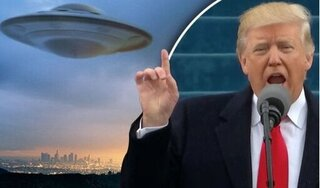 Ông Trump quyết phanh phui bí ẩn về người ngoài hành tinh trước khi mãn nhiệm