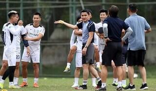 Bóng đá Việt: Rộn ràng chuẩn bị cho mùa giải mới