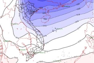 Thông tin mới nhất về đợt không khí lạnh mạnh đang tràn xuống gây mưa tuyết ở miền Bắc
