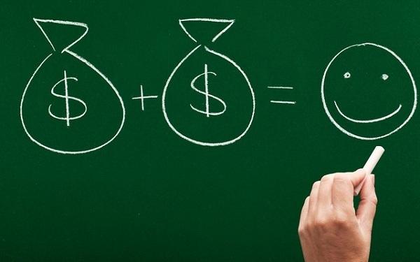 Tiền mua được hạnh phúc không?