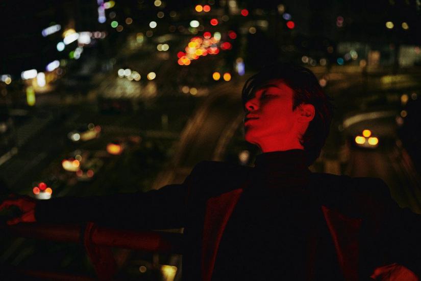 Nam thần Yunho hé lộ loạt teaser album Noir 'đốn tim' người hâm mộ