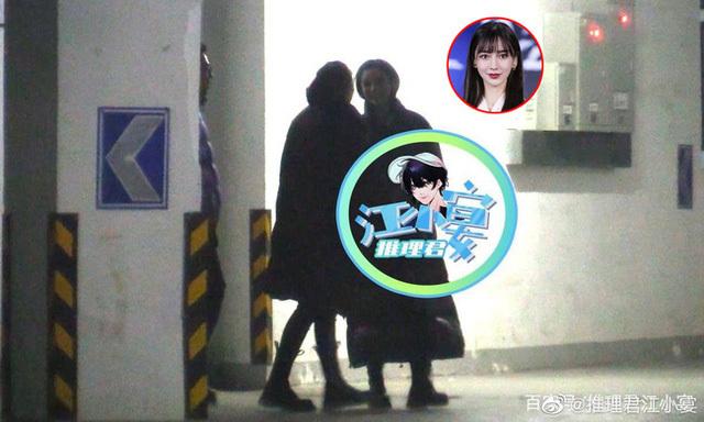 Angelababy bị bắt gặp hẹn hò cùng người này vào đêm Giao thừa, sau tin đồn ly hôn Huỳnh Hiểu Minh