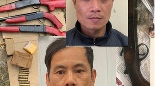 Phá ổ nhóm sản xuất, tàng trữ súng