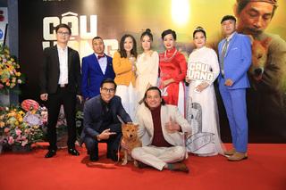 'Cậu Vàng' thu hút dàn sao 'khủng' đến buổi ra mắt phim