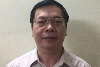 Cựu Bộ trưởng Bộ Công thương Vũ Huy Hoàng hầu tòa vào ngày 7/1