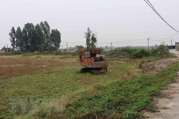 Máy ép cọc đổ đè 4 cháu nhỏ thương vong ở Bắc Ninh